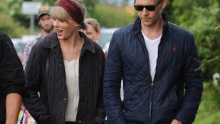 Calvin Harris szerint Taylor Swifték kapcsolata egy vicc