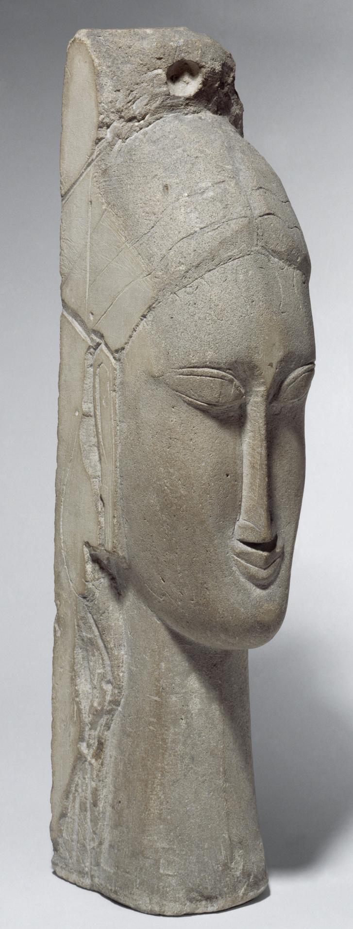 Modigliani: Női fej