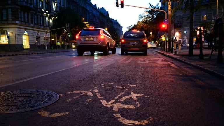 Nyögve alakul a fővárosi kerékpárút-hálózat