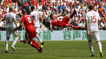 Shaqiri megjegyezte Gerát: Az én gólom szebb volt