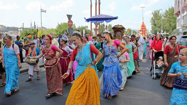 Közös szekérhúzással ünneplik szombaton az indiai kultúrát