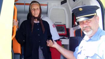 7 kilométerre kóborolt el a bugaci néni