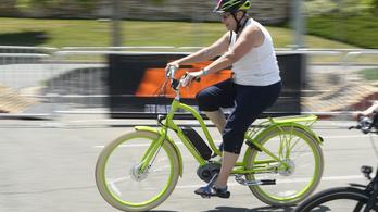 Mit szólnál egy céges bringához?