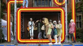 Shakespeare színháza a Margitszigeten