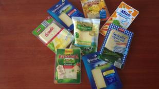 Teszt: érdemes laktózmentes sajtot venni?