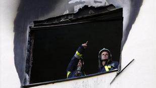 Avasi paneltűz: nem a tűzoltók hibája volt a családi tragédia