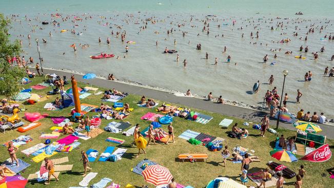 Idén több a Kék Hullám Zászlós balatoni strand
