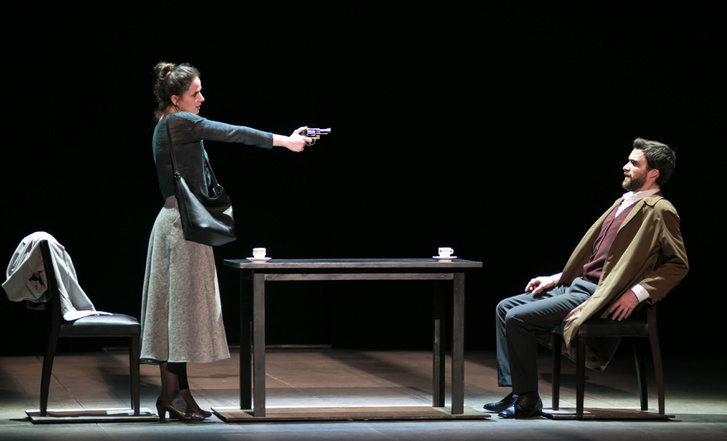 Albene Carrere és Romain Bockler - Senza Sangue
