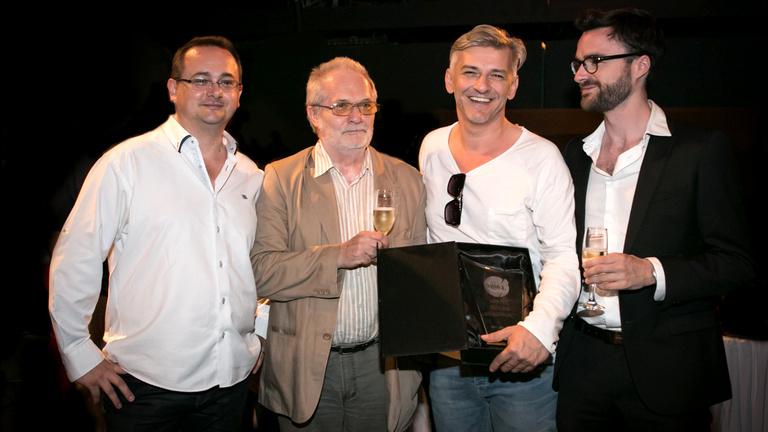 Harmadszor nyerte el Alföldi a legjobb előadás díját az Armelen