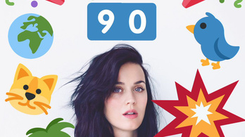Katy Perry lenyomta Justin Biebert