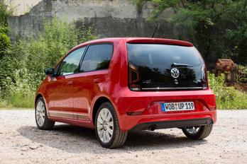 Jót tesz a turbó a legolcsóbb VW-nek?