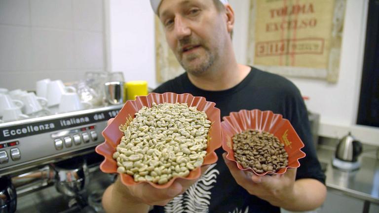 A kávépörkölés igazi álommeló