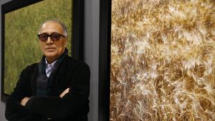 Elhunyt Abbas Kiarostami
