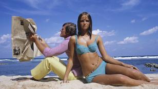 A 70 éves bikini története 21 képben