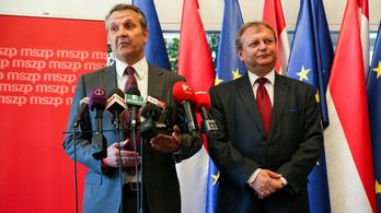 Az MSZP elnöke szerint 2018 után az is felvethető, hogy megszűnjön az MSZP