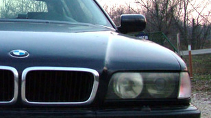 Profi tolvajok lopkodnak a BMW-kről?