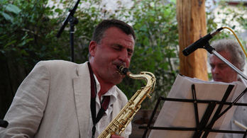 Dresch hangjaival zár a Gödi Jazz Napok