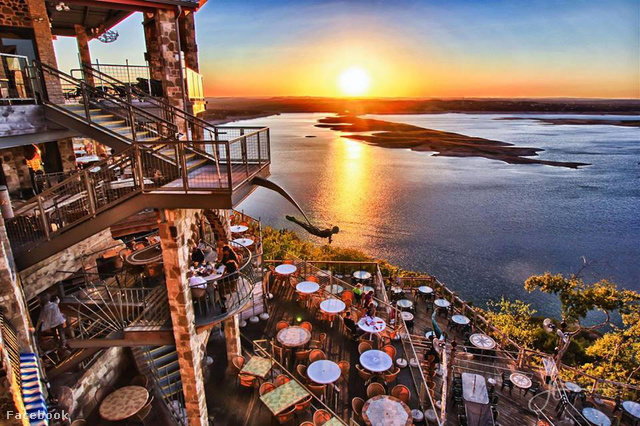 The Oasis, Austin, Texas, USA