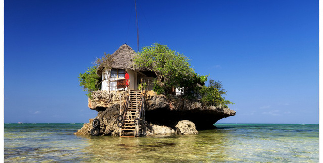 The Rock, Zanzibár