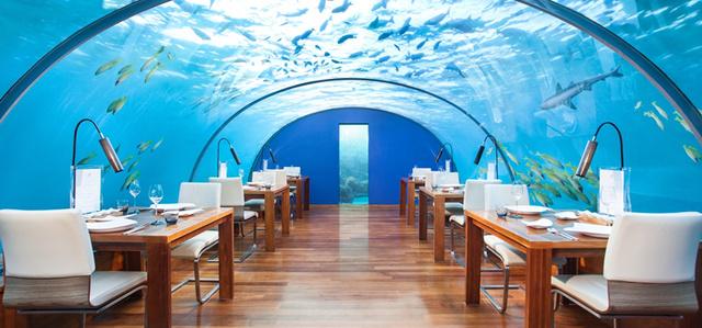 Ithaa, Maldív-szigetek