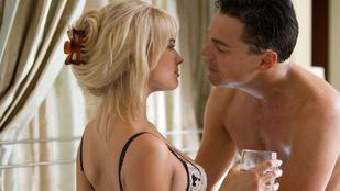 Margot Robbie Leonardo Dicaprióval szexelt filmben először