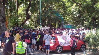 Liget - Lázár János szerint a kormány és a tiltakozók célja ugyanaz
