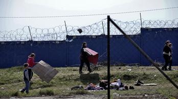 Az ENSZ kritizálja, ahogy a határon bánunk a menekültekkel