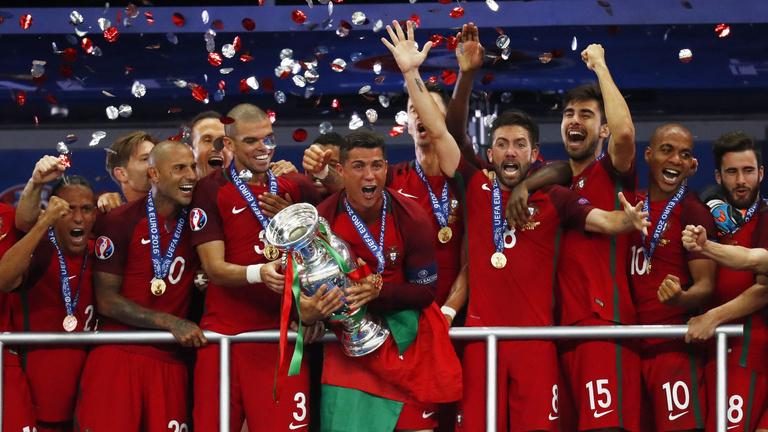 Hihetetlen pénzt kapnak a portugálok az Eb-győzelemért