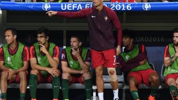 Coach C! Ronaldo átment edzővé a döntő végén
