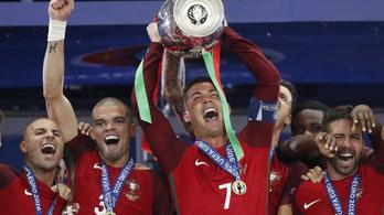 Pepe: Megígértük Ronaldónak, hogy megnyerjük