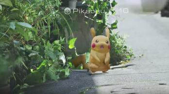 Nagyot kaszál a Nintendo a Pokemon Góval