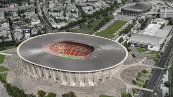 Megvan, ki építi az új Puskás Stadiont
