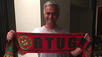 Mourinho pizsamában posztolt hazája Eb-győzelme után