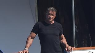 A nap híre: Stallone megtalálta az új Rockyt