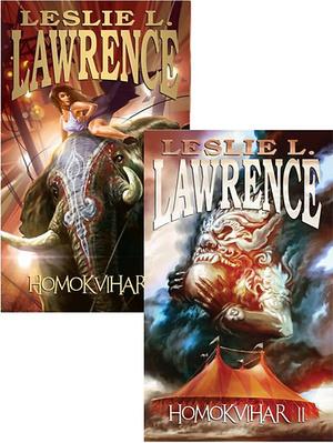 Leslie L. Lawrence: Homokvihar III.