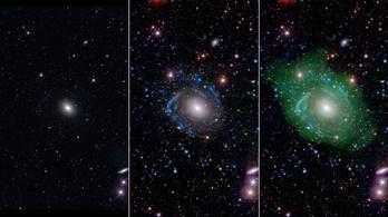 Meglepte a kutatókat a Frankenstein-galaxis