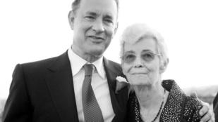 Meghalt Tom Hanks édesanyja
