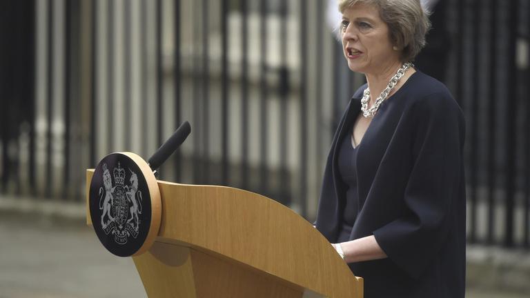 Igazságosabb Egyesült Királyságot ígért az új brit miniszterelnök