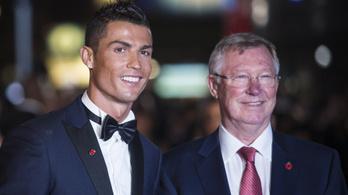 Ronaldo kivételes, tíz éve a csúcson