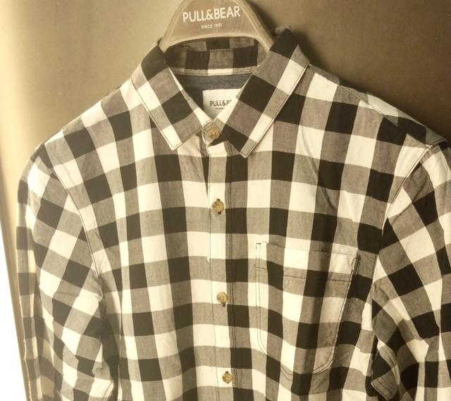 Pull and Bear: már megérkezett az őszi kollekció pár darabja, ez az ing teljes áron 5995 forint.