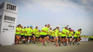 Runway Run 4.0: fusson és jótékonykodjon a Dívány színeiben!