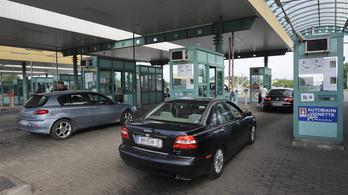 Korrupt pénzügyőrök buktak le Röszkén