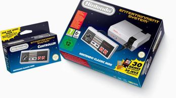 Visszatér a Nintendo NES