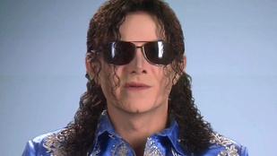 Akkor is Michael Jackson lesz, ha belefullad