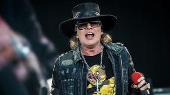 Előállították a Guns N' Roses tagjait fegyverbirtoklás miatt