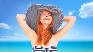 Nem csak a vörös hajúaknál nagyobb a bőrrák kockázata