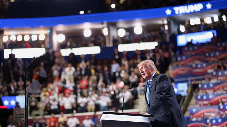 Ha az interneten múlik, Trump lenne az elnök