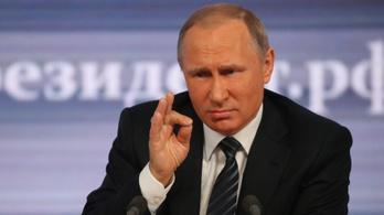 Putyin atommal zsarolja az Egyesült Államokat