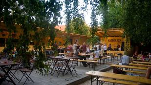 Na, idén vajon melyik lesz a legmenőbb budapesti terasz?