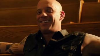 Dzsungelben síel és tengeren motorozik Vin Diesel